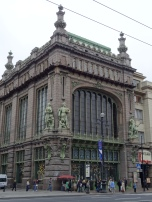 Art Nouveau on Nevsky Boulevard