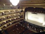 Inside Mariinsky Theatre
