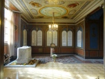 Inside St. Peter & Paul - the last Romanov's tomb
