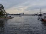 View on Saint Petersburg