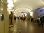 Metro in Saint Petersburg