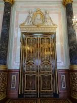 Beautifully crafted door