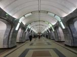 Metro station, Moscow