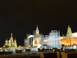 Moscow getting ready for the Olympics