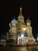 St. Basil on the Red Square