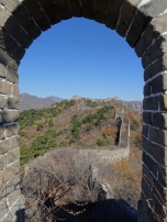 Snaking Great Wall