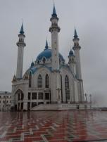 Kul-Scharif mosque in Kazan Kremlin