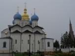 Orthodox church in Kazan Kremlin