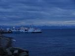 Early Morning on Lake Baikal