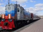 One of Many Locomotives
