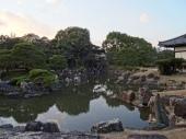 Kyōto castle gardens.